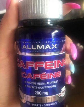 Кофеин в таблетках купить