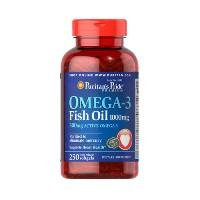 Омега-3 рыбий жир 250 капсул