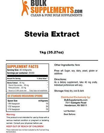 Экстракт стевии - стевиозид