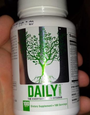 Daily Formula - рабочие витамині