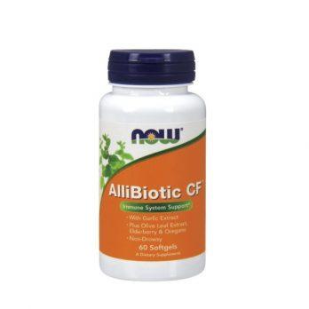 Аллибиотик allibiotic 60 капсул
