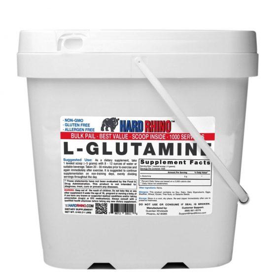 Глютамин порошок упаковка