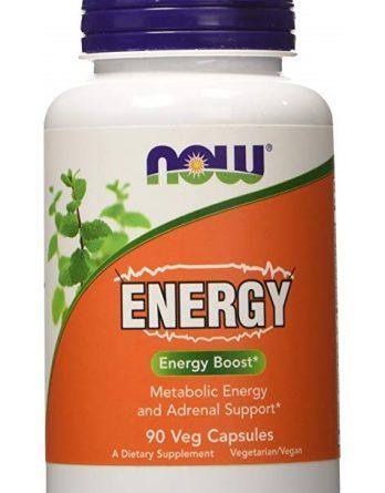 Now Energy 90 vcaps