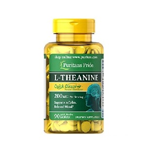 L-Theanine таблетки по 200мг