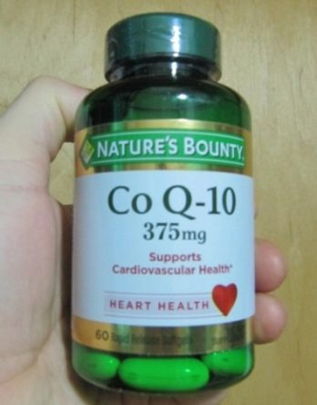 Кофермент Q10 капсулы Nature's Bounty